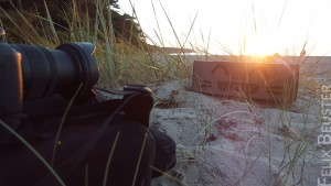 Pusheen Sunset