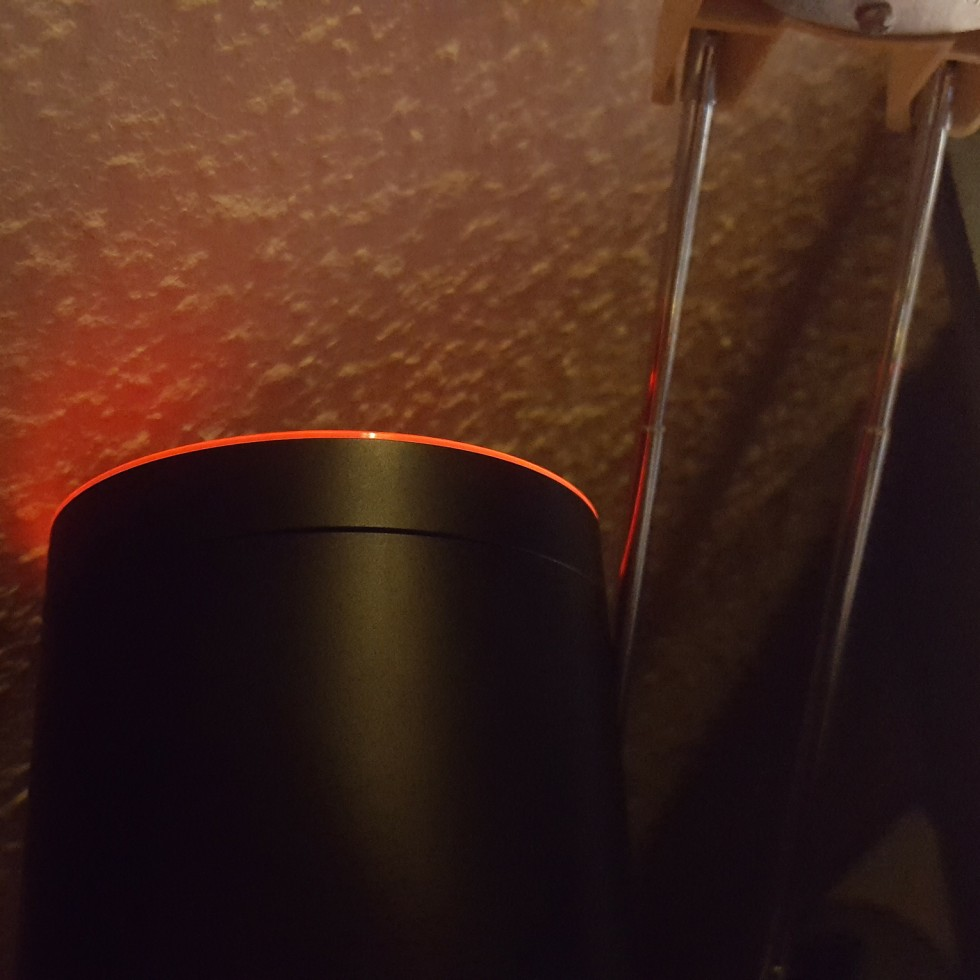Amazon Echo Muted