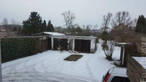 Yard Snow