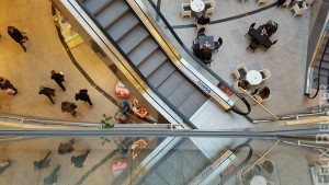 Mall Reflections